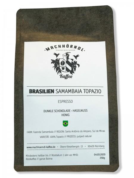 BRASILIEN Samambaia Topazio
