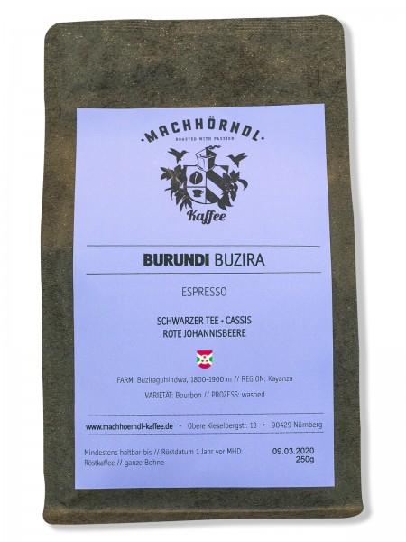 BURUNDI Buzira