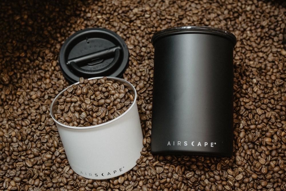 Airscape® Vakuumbehälter 500g schwarz