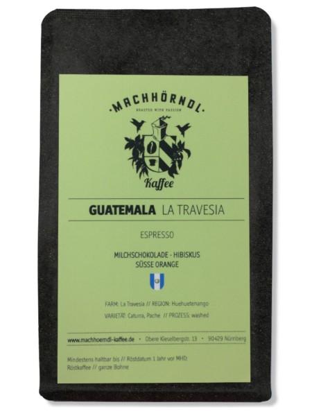 GUATEMALA La Travesia