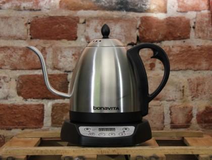 Bonavita 1,0 l Wasserkocher mit Temperatureinstellung