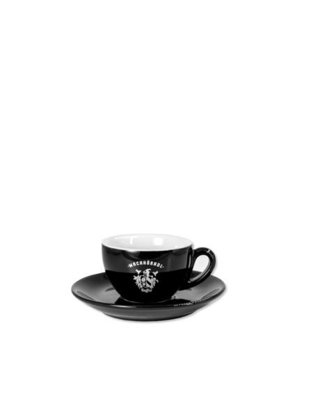 Machhörndl Espressotasse schwarz