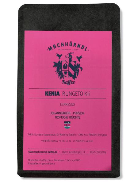 KENIA Rungeto Kii