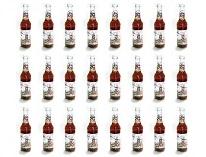 24 x 0,33l Flasche Wilde Ziege (spritzig)