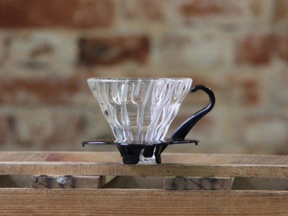 HARIO V60 Glass Dripper 01