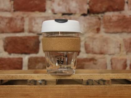 Machhörndl Keep Cup weiss 340 ml