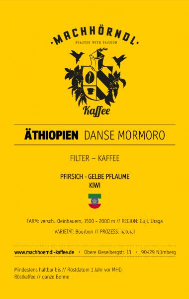 ÄTHIOPIEN Danse Mormoro - unverpackt