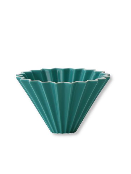 ORIGAMI Keramik Handfilter S - türkis