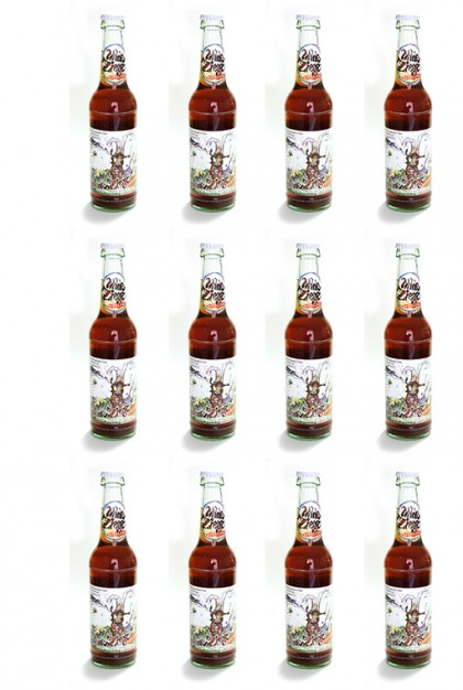 12 x 0,33l Flasche Wilde Ziege (spritzig)