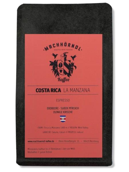 Costa Rica La Manzana