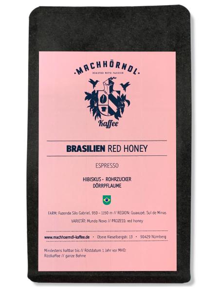 BRASILIEN Red Honey