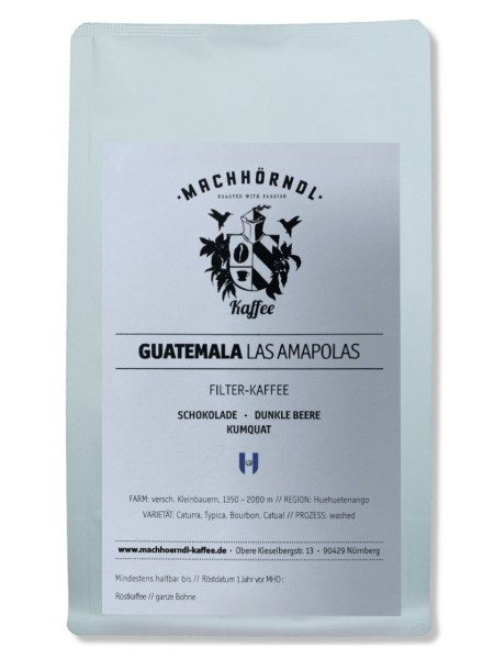GUATEMALA Las Amapolas