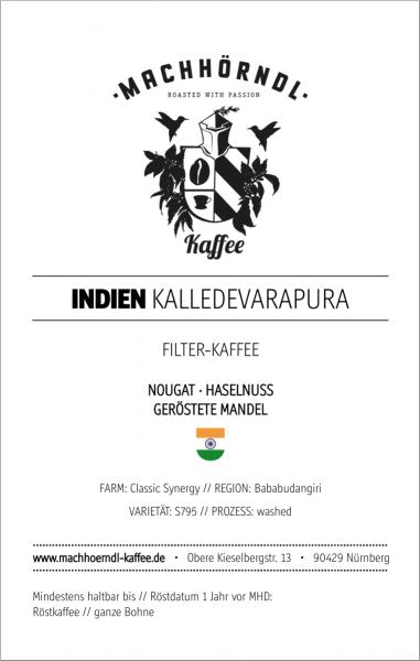 INDIEN Kalledevarapura - unverpackt