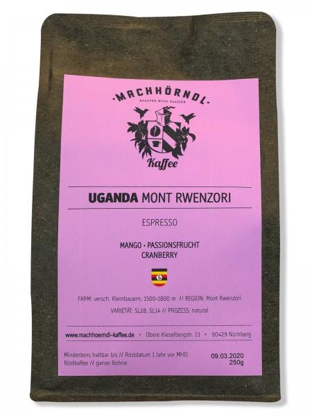 UGANDA Mont Rwenzori