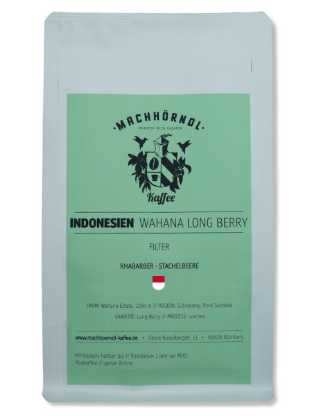 INDONESIEN Wahana Long Berry